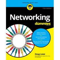 Networking For Dummies by Doug Lowe, 9781119257769