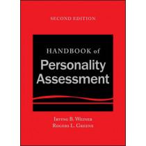 Handbook of Personality Assessment by Irving B. Weiner, 9781119258889