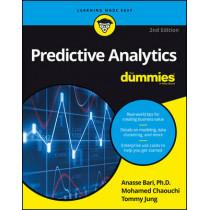 Predictive Analytics For Dummies by Anasse Bari, 9781119267003