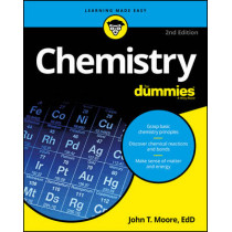 Chemistry For Dummies by John T. Moore, 9781119293460