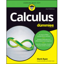 Calculus For Dummies by Mark Ryan, 9781119293491