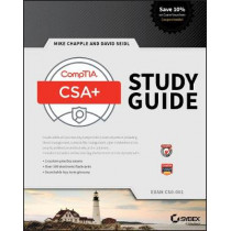 CompTIA CySA+ Study Guide: Exam CS0-001 by Mike Chapple, 9781119348979