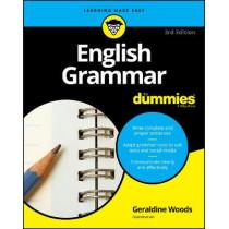 English Grammar For Dummies by Geraldine Woods, 9781119376590