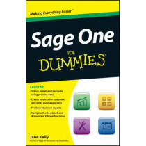 Sage One For Dummies by Jane Kelly, 9781119952367