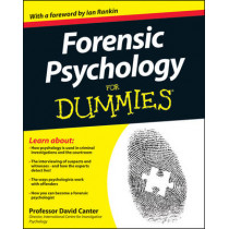 Forensic Psychology For Dummies by David D. Canter, 9781119976240