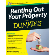 Renting Out Your Property For Dummies by Melanie Bien, 9781119976400