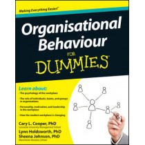 Organisational Behaviour For Dummies by Cary L. Cooper, 9781119977919