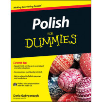 Polish For Dummies by Daria Gabryanczyk, 9781119979593