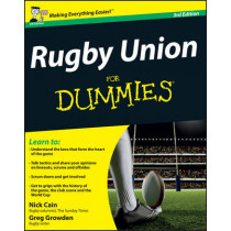 Rugby Union For Dummies by Nick Cain, 9781119990925