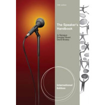 The Speaker's Handbook, International Edition by David Bodary, 9781133309673