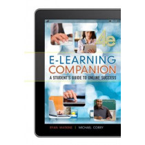 E-Learning Companion: Student's Guide to Online Success by Ryan Watkins, 9781133316312