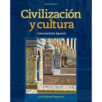 Civilizacion y cultura by Lynn Sandstedt, 9781133956808