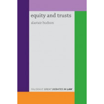 Great Debates in Equity and Trusts by Alastair Hudson, 9781137015709