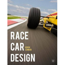 Race Car Design by Derek Seward, 9781137030146