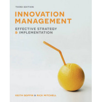 Innovation Management: Effective strategy and implementation by Keith Goffin, 9781137373434