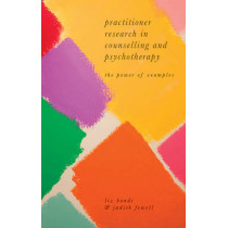 Practitioner Research in Counselling and Psychotherapy: The Power of Examples by Professor Liz Bondi, 9781137390295