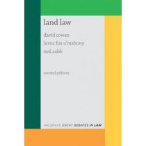 Great Debates in Land Law by Professor Lorna Fox O'Mahony, 9781137481658