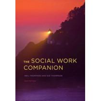 The Social Work Companion by Neil Thompson, 9781137502179
