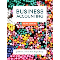 Business Accounting by Jill Collis, 9781137521491