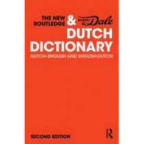 The New Routledge & Van Dale Dutch Dictionary: Dutch-English and English-Dutch by Routledge, 9781138785793