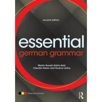 Essential German Grammar by Martin Durrell, 9781138785816
