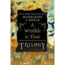 A Wrinkle in Time Trilogy by Madeleine L'Engle, 9781250003430