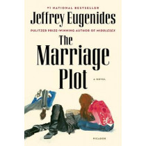 The Marriage Plot by Jeffrey Eugenides, 9781250014764