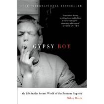 Gypsy Boy by Mikey Walsh, 9781250022028
