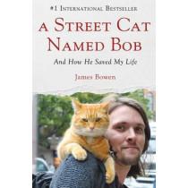 A Street Cat Named Bob by James Bowen, 9781250029461