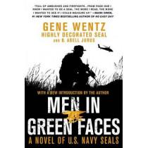Men in Green Faces by Gene Wentz, 9781250036223