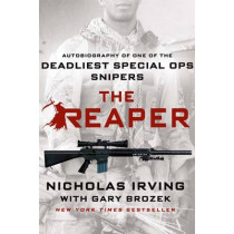 The Reaper by Nicholas Irving, 9781250080608