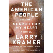 The American People by Larry Kramer, 9781250083302