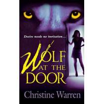 Wolf at the Door by Christine Warren, 9781250093530