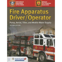 Fire Apparatus Driver/Operator by IAFC, 9781284026917