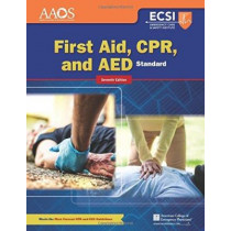 Standard First Aid, CPR, And AED by Alton L. Thygerson, 9781284041613