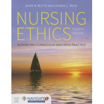 Nursing Ethics by Janie B. Butts, 9781284059502