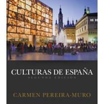 Culturas de Espana by Carmen Pereira-Muro, 9781285053646