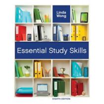 Essential Study Skills by Linda Wong, 9781285430096