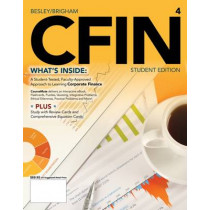 CFIN4 (with CourseMate Printed Access Card) by Scott Besley, 9781285434544