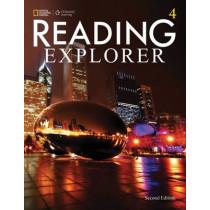 Reading Explorer 4: Student Book by Nancy Douglas, 9781285846927