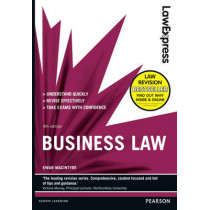 Law Express: Business Law (Revision Guide) by Ewan MacIntyre, 9781292012902