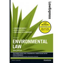 Law Express: Environmental Law by Simon Sneddon, 9781292012919