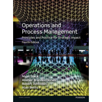 Operations and Process Management by Slack, Prof Nigel, 9781292017846