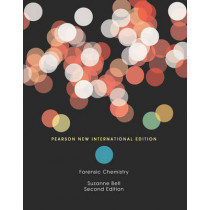 Forensic Chemistry: Pearson New International Edition by Suzanne Bell, 9781292020440