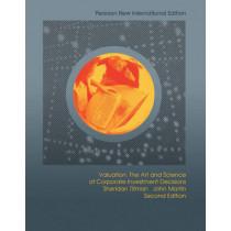 Valuation: Pearson New International Edition by Sheridan J. Titman, 9781292022321