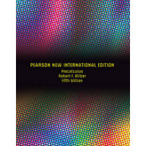 Precalculus: Pearson New International Edition by Robert F. Blitzer, 9781292022437