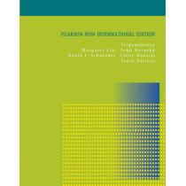 Trigonometry: Pearson New International Edition by Margaret L. Lial, 9781292023601