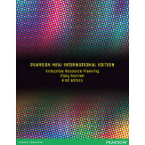 Enterprise Resource Planning: Pearson New International Edition by Mary Sumner, 9781292039800