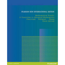Mathematical Proofs: Pearson New International Edition: A Transition to Advanced Mathematics by Gary Chartrand, 9781292040646