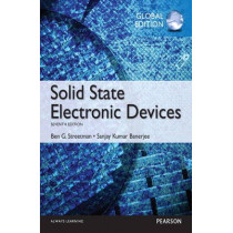 Solid State Electronic Devices, Global Edition by Ben Streetman, 9781292060552